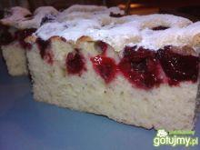Ciasto wiśniowe 2