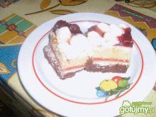 Ciasto wiśniowe.