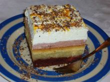 Ciasto wyśmienite z nutą pomarańczową