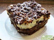 Ciasto z agrestem i bezą