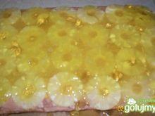 Ciasto z ananasem 5