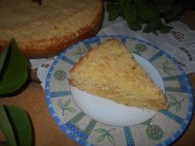 Ciasto z ananasem i kokosem
