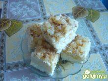 Ciasto z ananasem wg Danusi