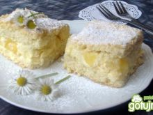 Ciasto z ananasowa masą