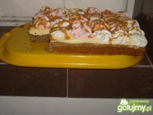 Ciasto z bezami