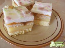 Ciasto z brzoskwiniową nutą