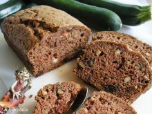 Ciasto z cukinią (zucchini bread)