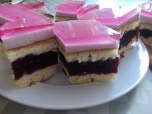 Ciasto z czarnej porzeczki