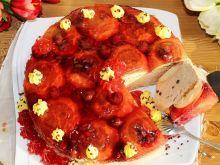 Ciasto z czekoladowym kremem mascarpone