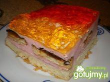 Ciasto z delicjami wg Mychy