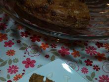 Ciasto z dynią i białą czekoladą