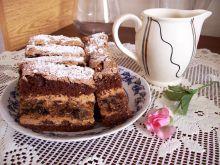 Ciasto z figami i orzechami