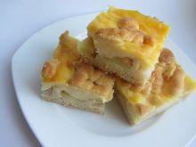 Ciasto z gruszkami i jabłkami