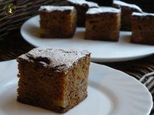 Ciasto z gruszkami i kardamonem