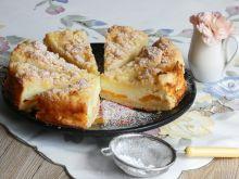 Ciasto z grysikową masą