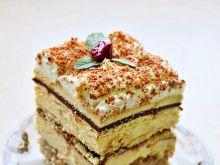 Ciasto z herbatnikami