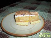Ciasto z herbatnikami wg madi