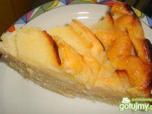 Ciasto z jabłkami.