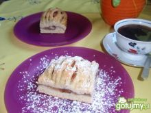 Ciasto z jabłkami Gosi56