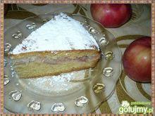 Ciasto z jabłkami i cynamonem 2