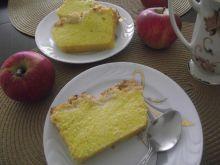 Ciasto z jabłkami i kruszonką