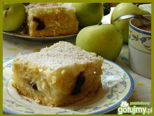 Ciasto z jabłuszkami