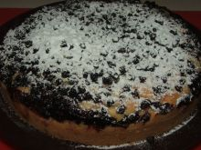 Ciasto z jagodami