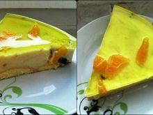 Ciasto z kaszą manną i pomarańczą