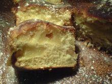 ciasto z kawałkami jabłek - proste
