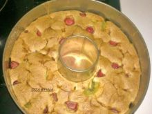 Ciasto z Kiwi i Truskawkami