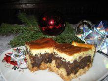 Ciasto z makiem i serem
