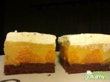 Ciasto z mandarynkami wg Alex