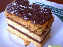 Ciasto z masą budyniową 2