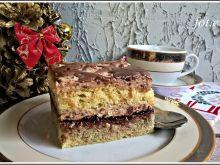 Ciasto z masą bydyniową na Góralkach