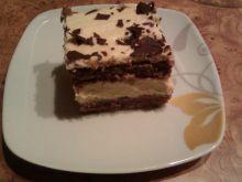Ciasto z masą chałwową