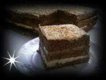 Ciasto z masą grysikową i piernikami