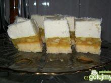 Ciasto z masą jabłkową