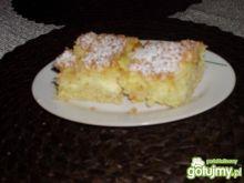 Ciasto z masą kokosową 2