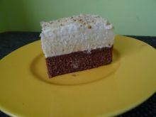 Ciasto z masą śmietanową