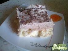 Ciasto z masą truflową