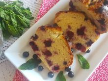Ciasto z mascarpone i porzeczkami