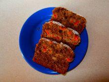 Ciasto z morelami na orzechową nutę