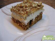 Ciasto z orzechami wg plocia