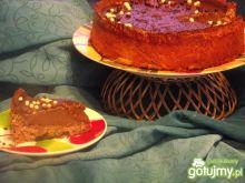 Ciasto z orzechów włoskich i czekolady