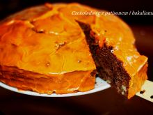 Ciasto z patisona i bakalii