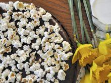 Ciasto z popcornem