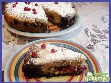 Ciasto z porzeczkami iziony