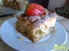Ciasto z rabarbarem 7
