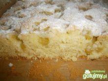 Ciasto z rabarbarem wg Lizusek2