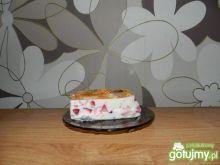 Ciasto z serków homogenizowanych.